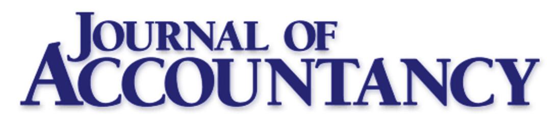 Journal of Accountancy