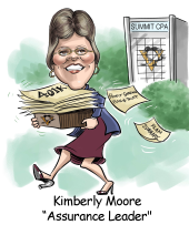 July Employee Spotlight: Kim Moore