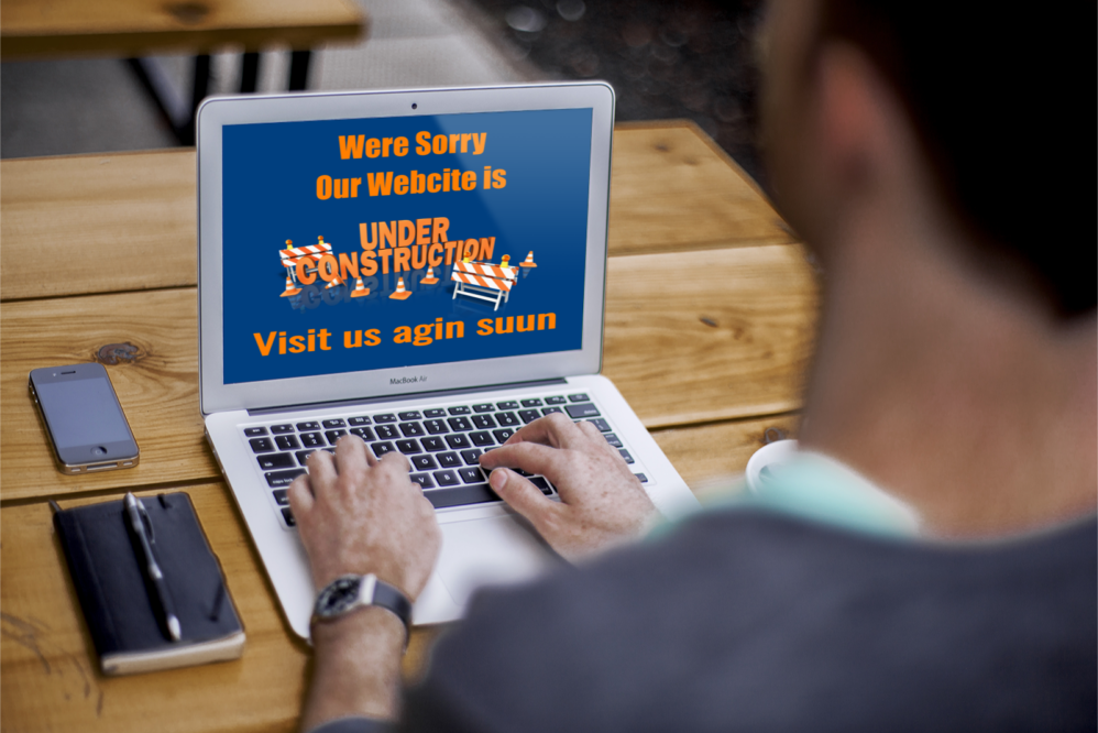 Business Website Mistakes