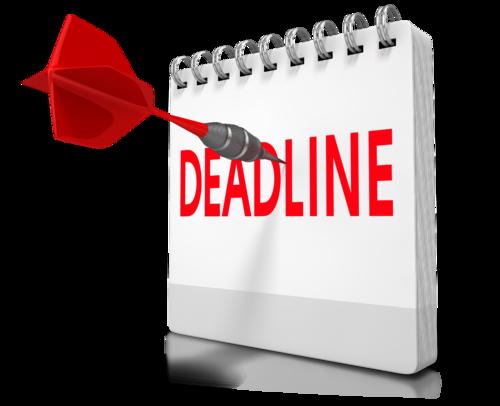 Reminder: Business Tax Deadlines