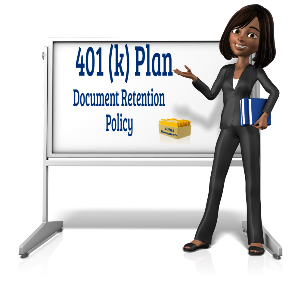 What to Include in Your 401(k) Plan Document Retention Policy