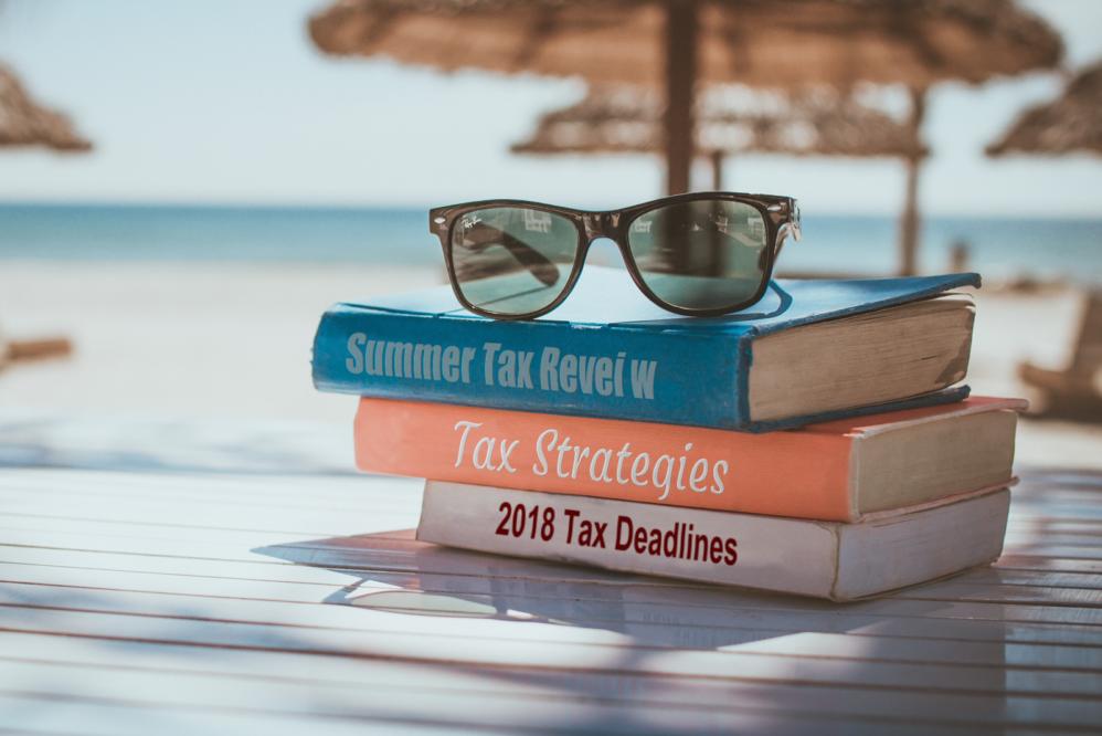 three tax_books_vacation_18681